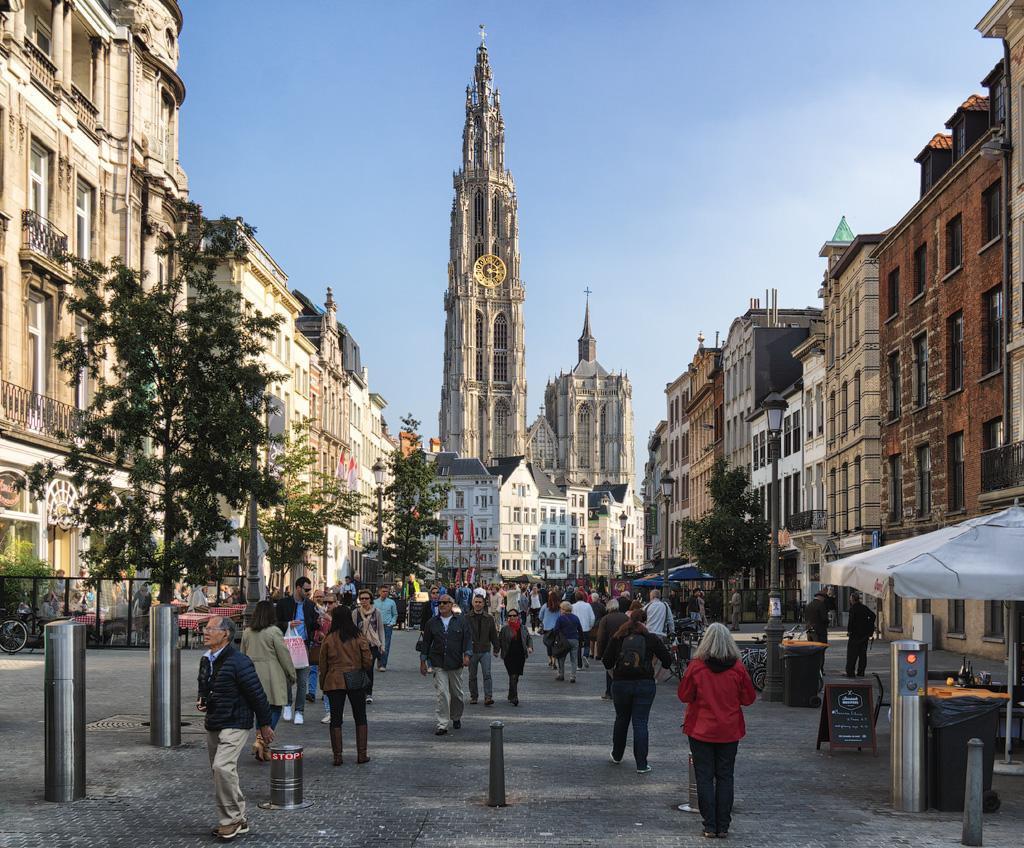 Антверпен фото. Достопримечательности Антверпена. Что посмотреть в Антверпене за один день.