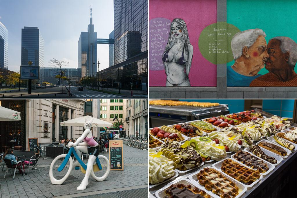 Достопримечательности и фото Брюсселя. Отзывы о Брюсселе. Что посмотреть в Брюсселе.