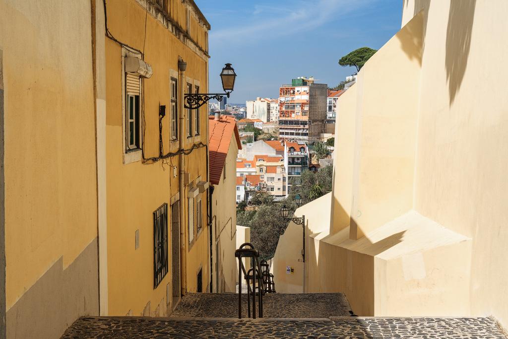 Лиссабон Алфама