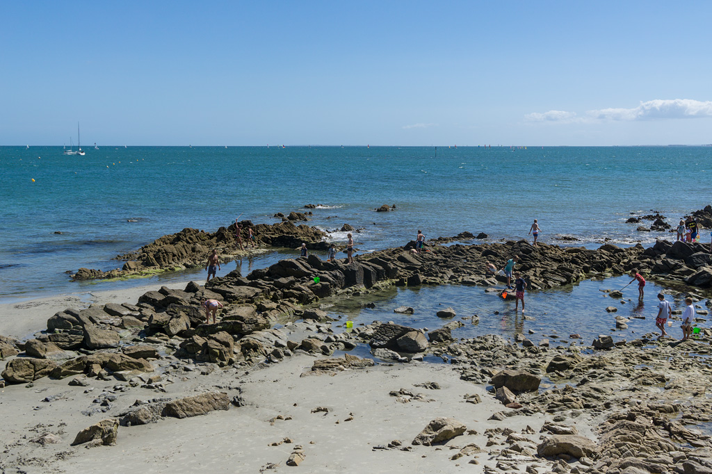 Бретань полуостров Киброн