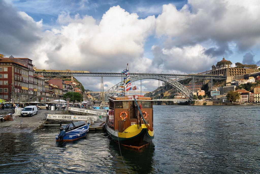 Порту достопримечательности и фото. Что посмотреть в Порту за один день. Отчеты и отзывы о Порту.