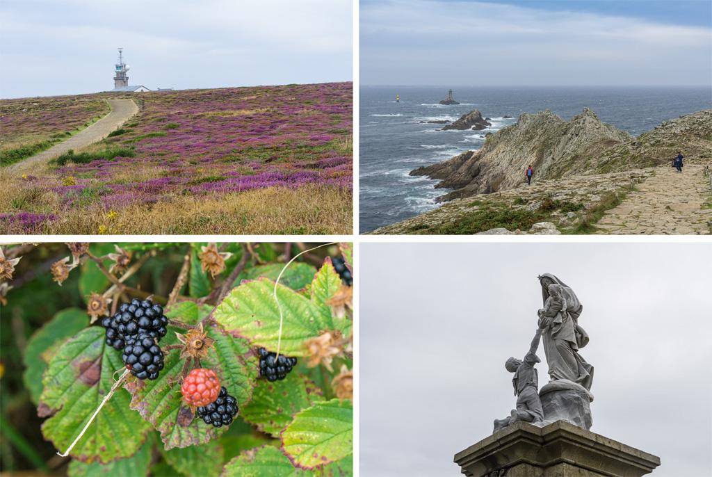 Мыс Ра Pointe du Raz. Как добраться до мыса Ра. Отчеты и отзывы туристов о Бретани.