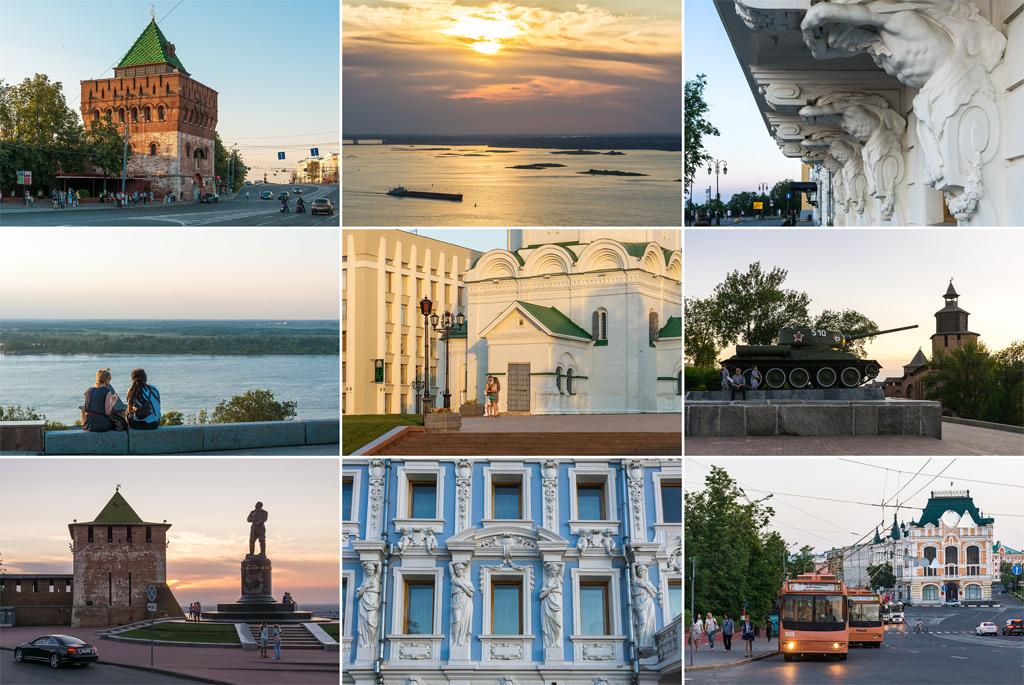 Нижний Новгород фото. Нижний Новгород что посмотреть за два часа. Достопримечательности Нижнего Новгорода