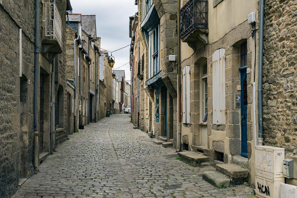 Достопримечательности Динан Франция