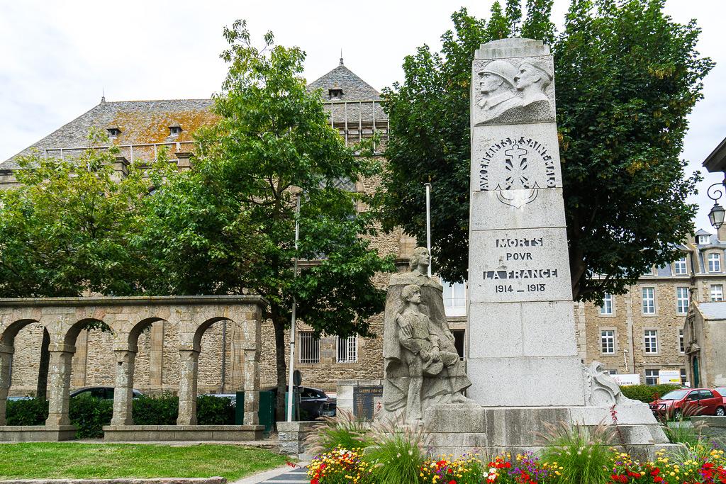 Достопримечательности Сен-Мало