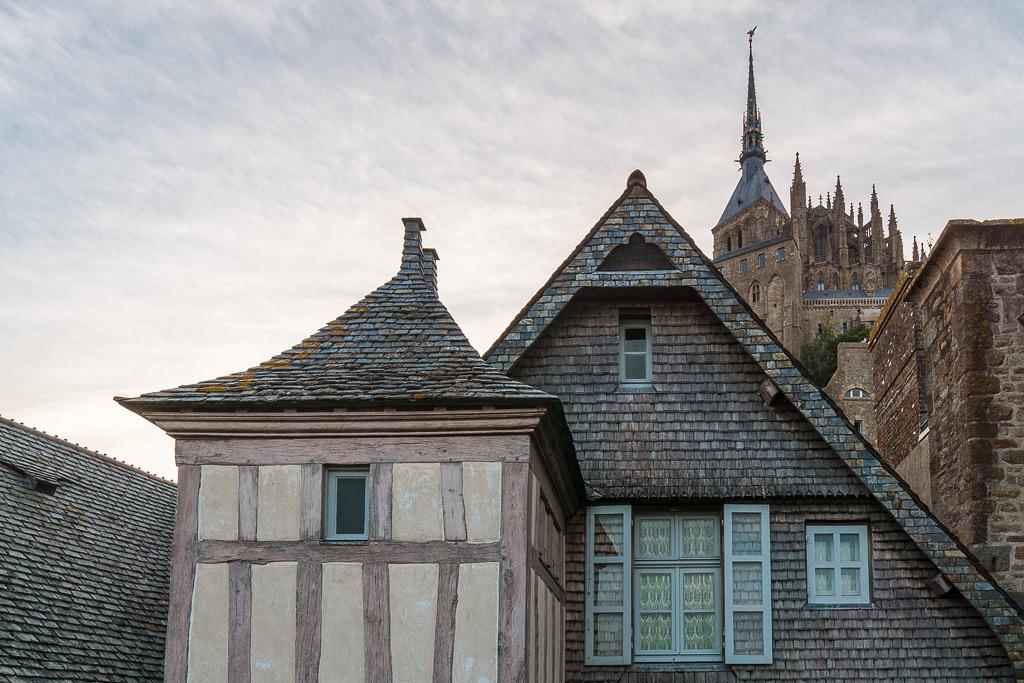 Мон-Сен-Мишель: отзывы, достопримечательности и фото
