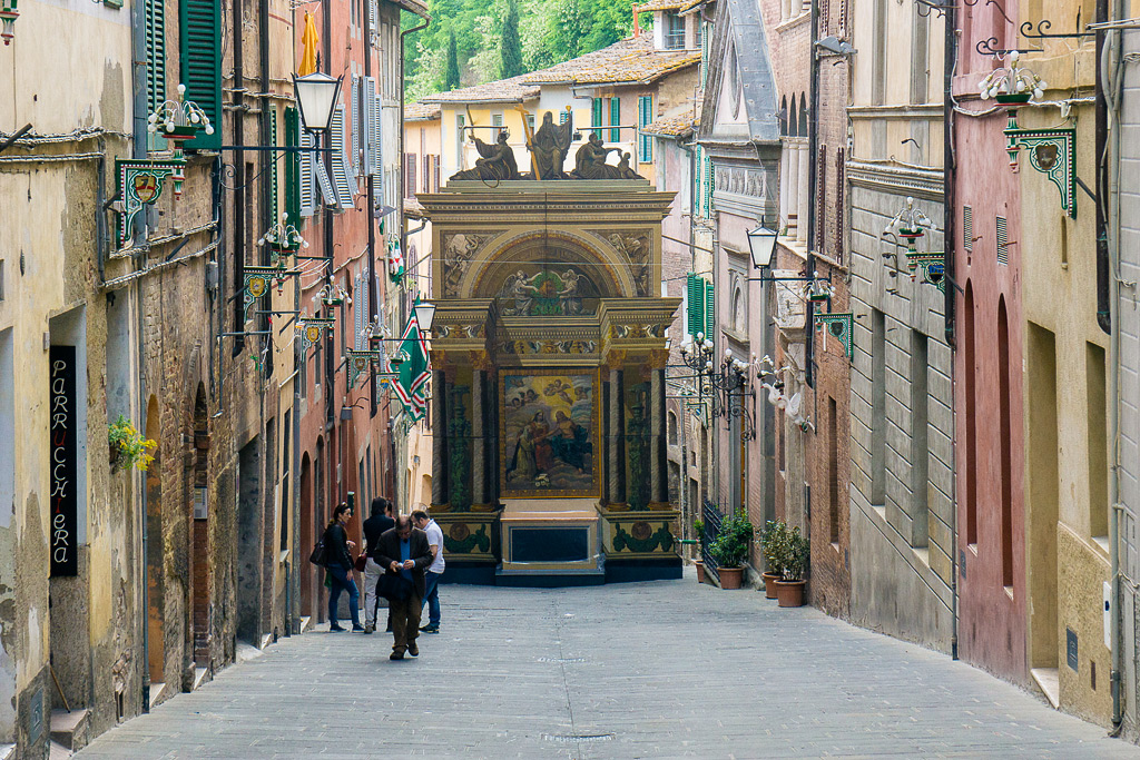 Достопримечательности Сиены
