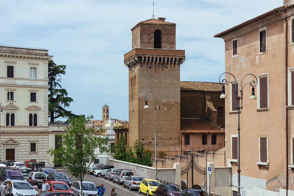 Интересные церкви Рима