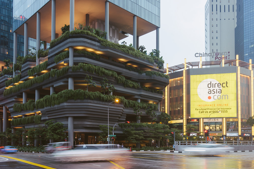 Что посмотреть в Сингапуре за два дня. Достопримечательности Сингапура. Китайски квартал Сингапура.