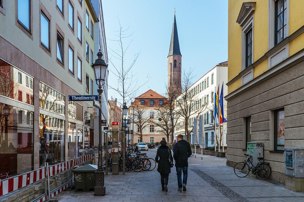 Достопримечательности Мюнхена. Фото Мюнхена. Что посмотреть в Мюнхене.