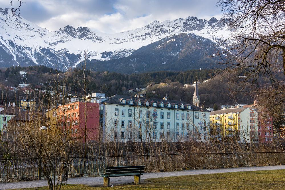 Что посмотреть в Инсбруке за один день. Достопримечательности Инсбрука. Как добраться до Инсбрука.