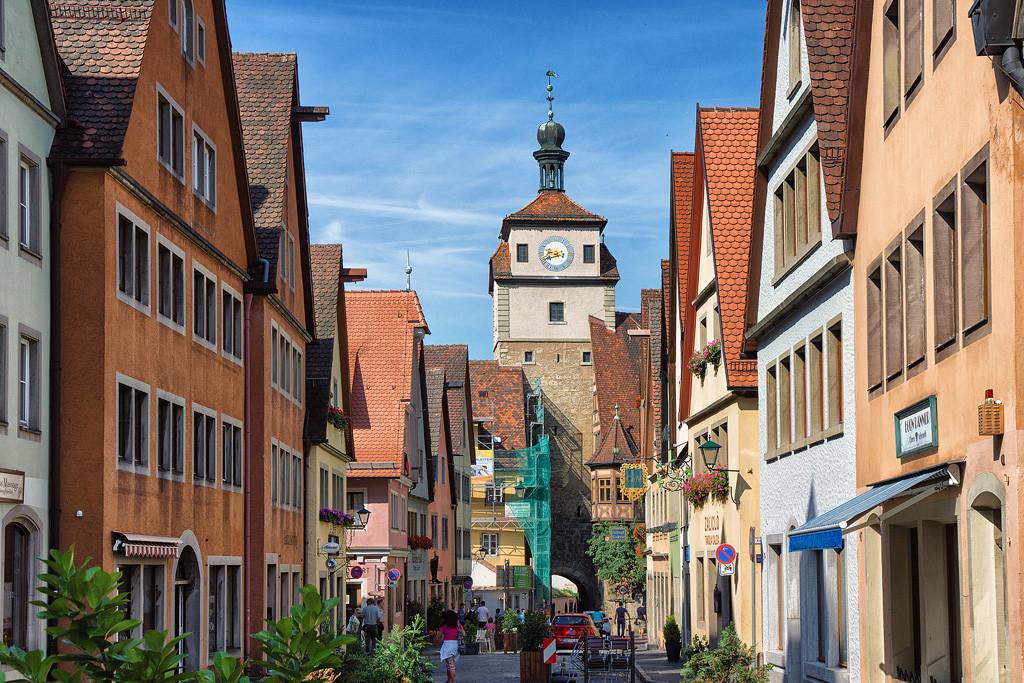 Ротенбург-на-Таубере отчет жж. Фото Ротенбурга-на-Таубере