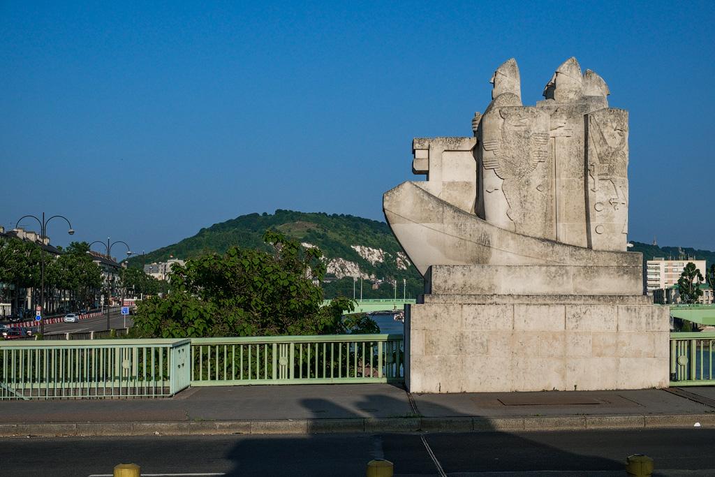 Руан мост