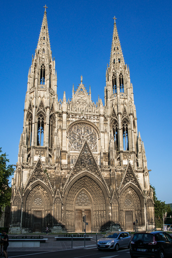 Руан церкви