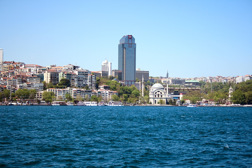 Достопримечательности азиатской части Стамбула
