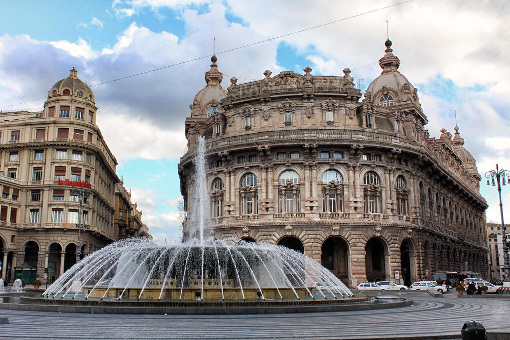Генуя достопримечательности и фото. Что посмотреть в Генуе за один день.