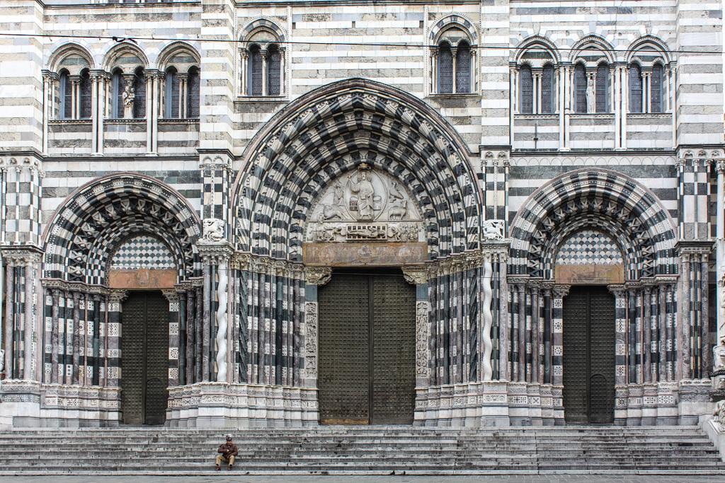 Достопримечательности Генуи. Что посмотреть в Генуи за один день. Генуя фото.