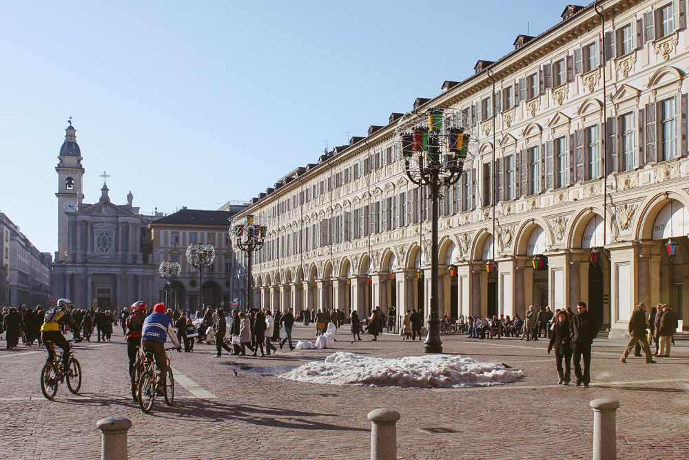 Турин достопримечательности и фото. Что посмотреть в Турине за один день. Отчеты и отзывы о Турине.