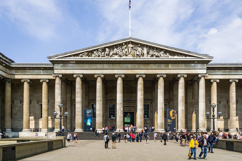 Отзывы о Британском музее. Достопримечательности Британского музея.