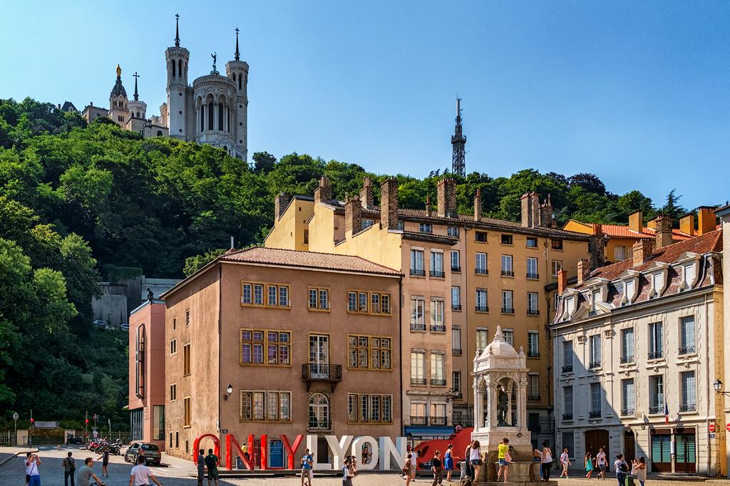 Достопримечательности Лиона. Что посмотреть в Лионе за два дня. Отзывы о Лионе.