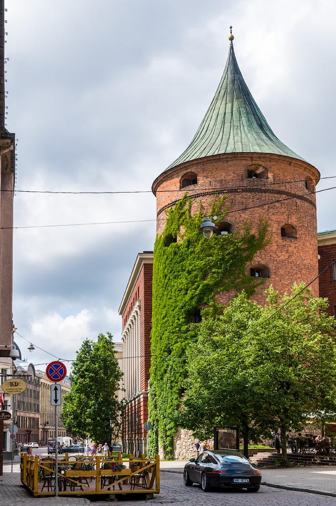 Достопримечательности Старого города Риги
