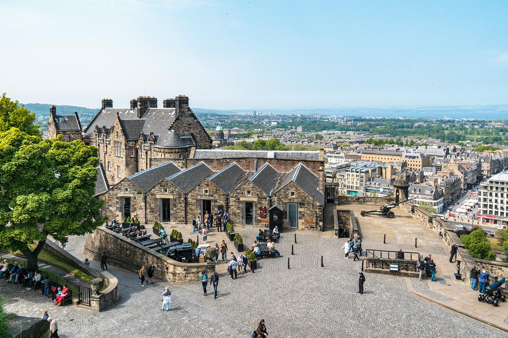 Что посмотреть в Эдинбурге. Фото Эдинбурга. Достопримечтаельности Эдинбурга.