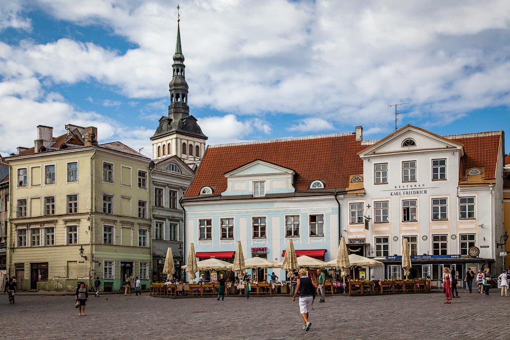 Что посмотреть в Таллине. Достопримечательности Таллина. Фото Таллина. Отзывы о Таллине.