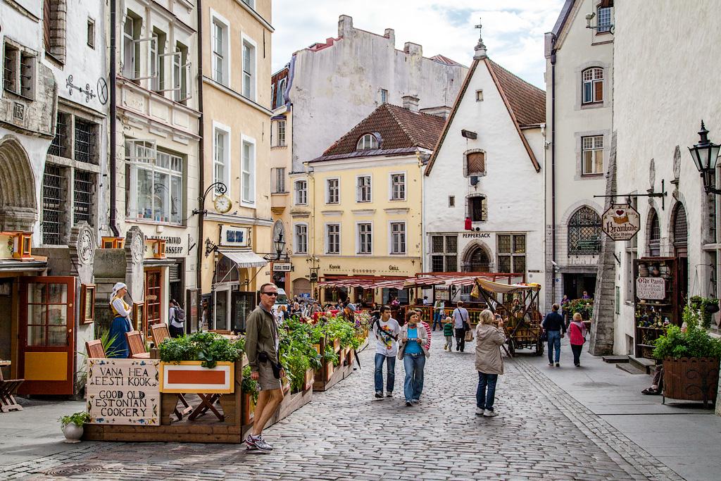 Достопримечательности Старого города Таллина