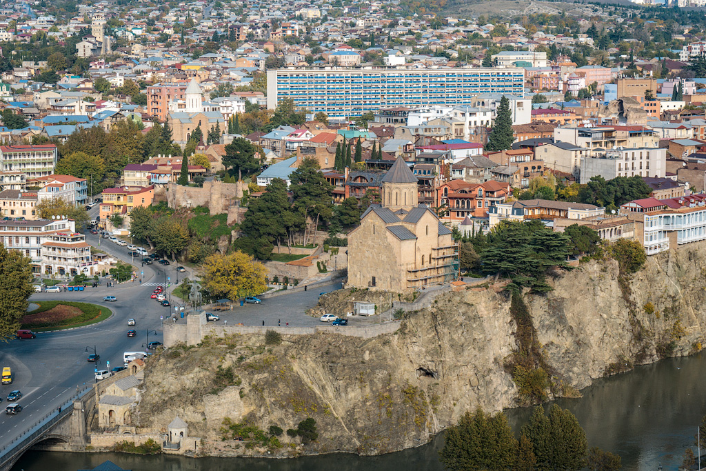 День в Тбилиси: Авлабари