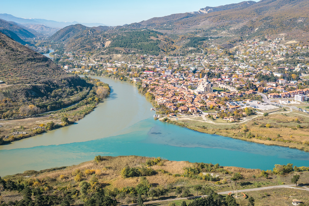 Окрестности Тбилиси: Джвари