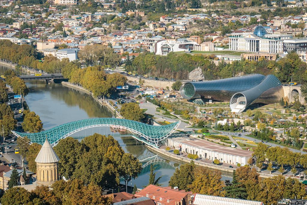 Достопримечательности Тбилиси. Что посмотреть в Тбилиси за один день. Отзывы о Тбилиси.