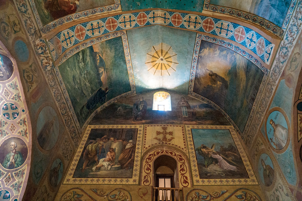 Шио-Мгвимский монастырь