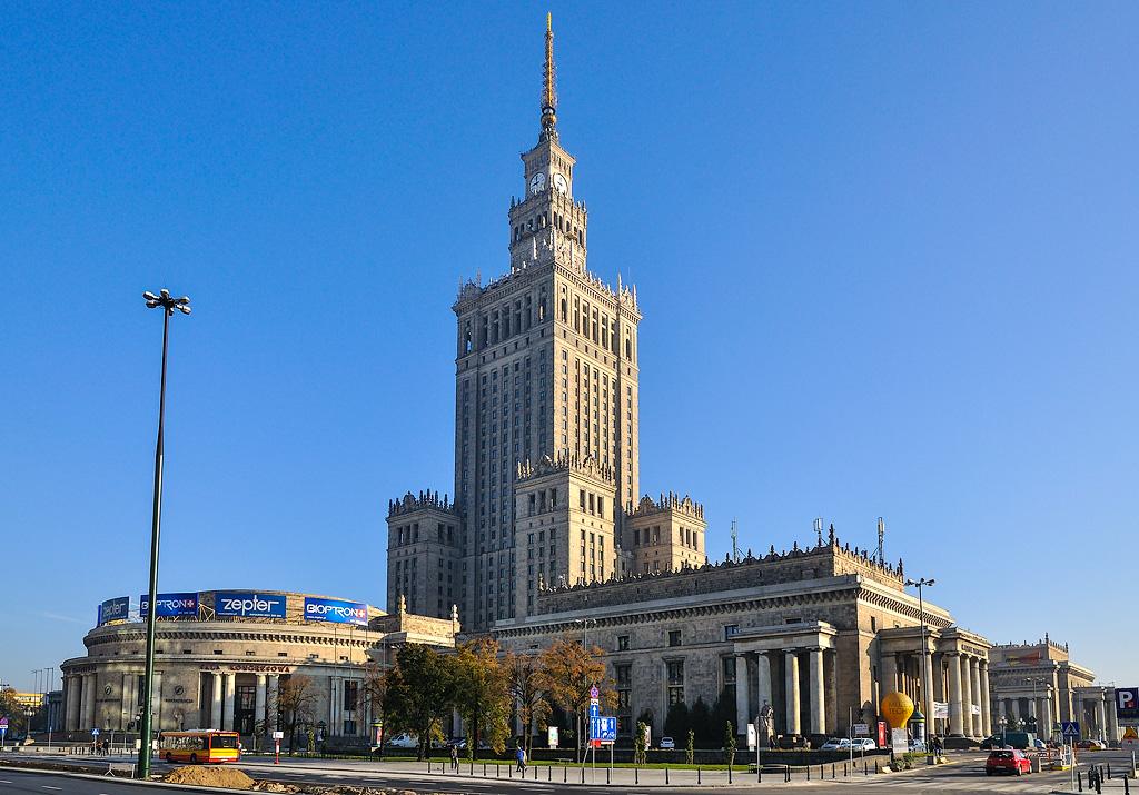 Достопримечательности Варшавы. Что посмотреть в Варшаве. Отзывы туристов о Варшаве.