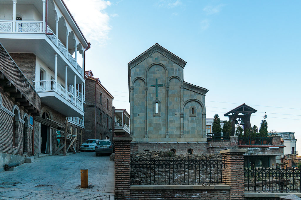 Что посмотреть в Тбилиси за день