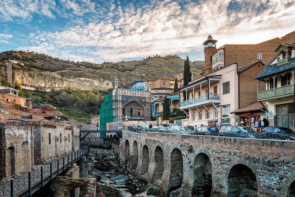 Что посмотреть в Тбилиси за один день. Достопримечательности Тбилиси. Отзывы о Тбилиси.