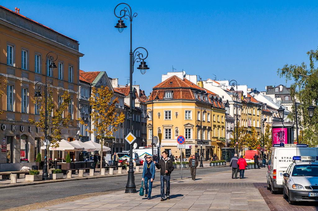 Что посмотреть в Варшаве. Отзывы о Варшаве. Достопримечательности Варшавы.