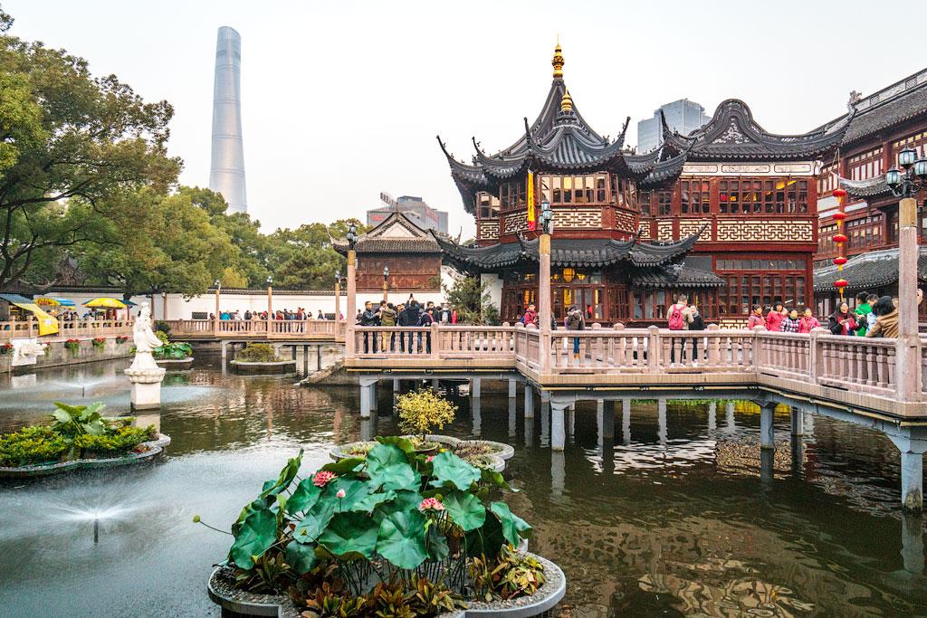 Достопримечательности Шанхая. Что посмотреть в Шанхае за один час. Пересадка в Шанхае. Отзывы о Шанхае. Маршрут прогулки по Шанхаю.