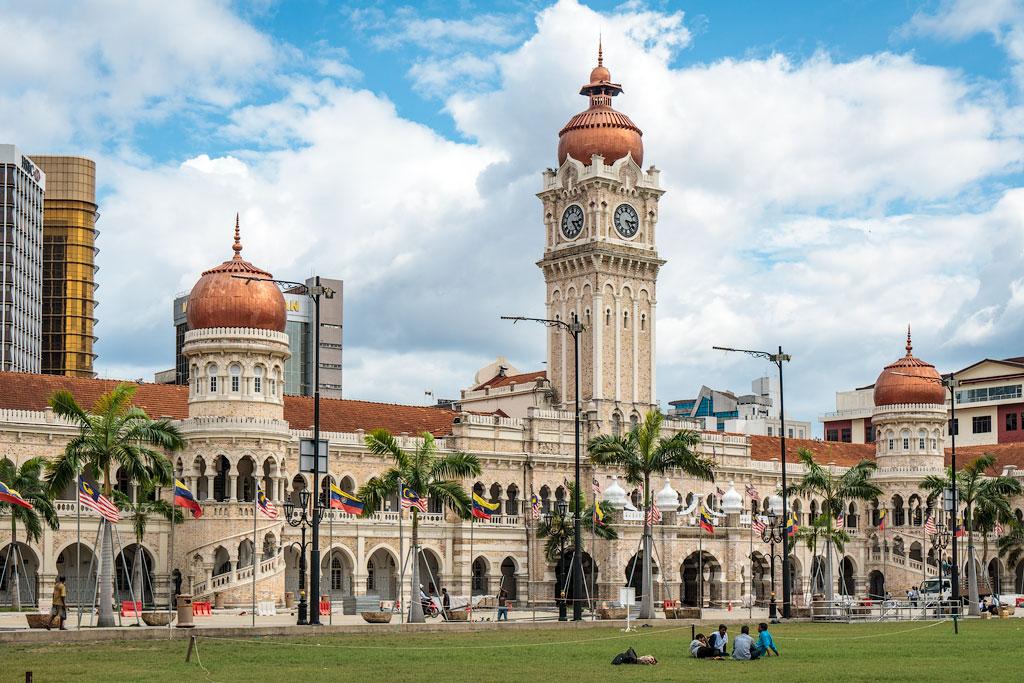Достопримечательности Куала-Лумпур. Что посмотреть в Куала-Лумпур. Отзыв о Куала-Лумпур.