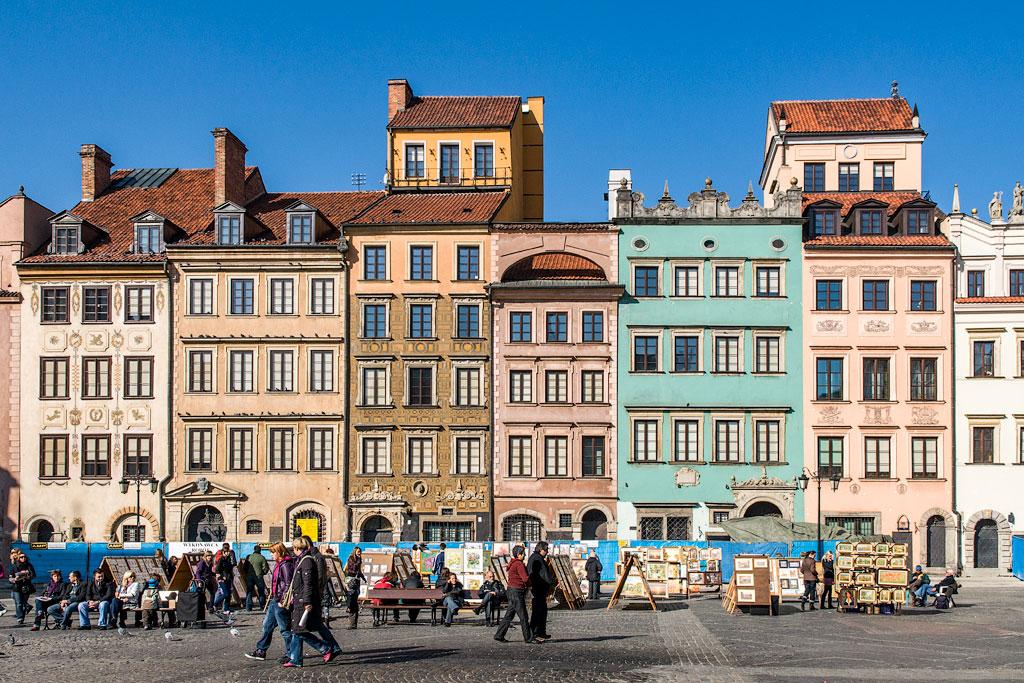 Достопримечательности Варшавы. Что посмотреть в Варшаве. Отзывы о Варшаве.