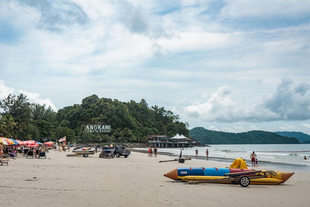 Отзыв о пляже Ченанг на Лангкави