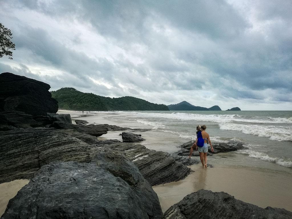 Отзыв о пляже Тенгах Лангкави