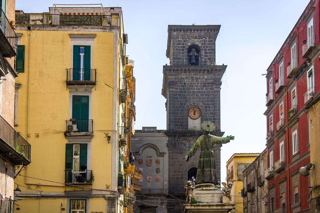 Маршрут по достопримечательностям Неаполя