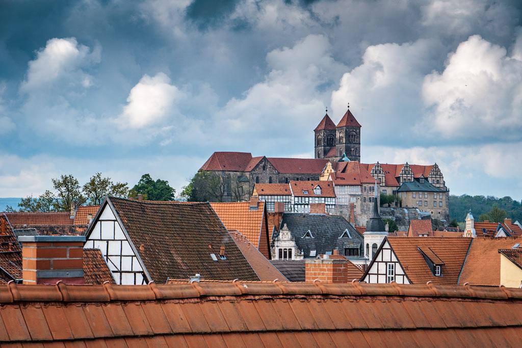 Кведлинбург фото