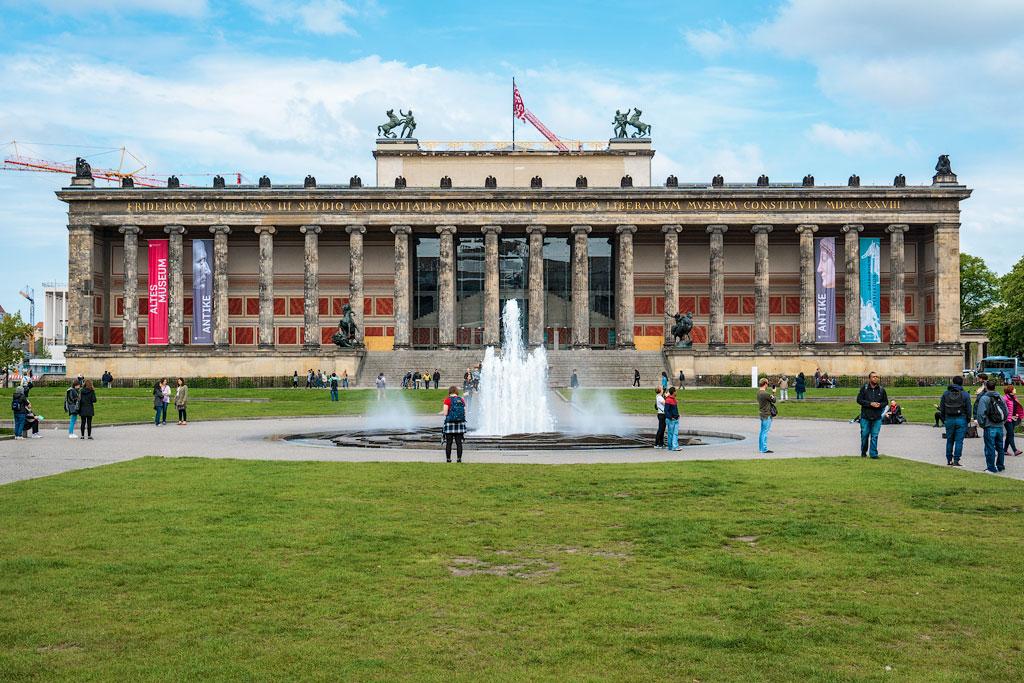 Что посмотреть в Берлине за один день