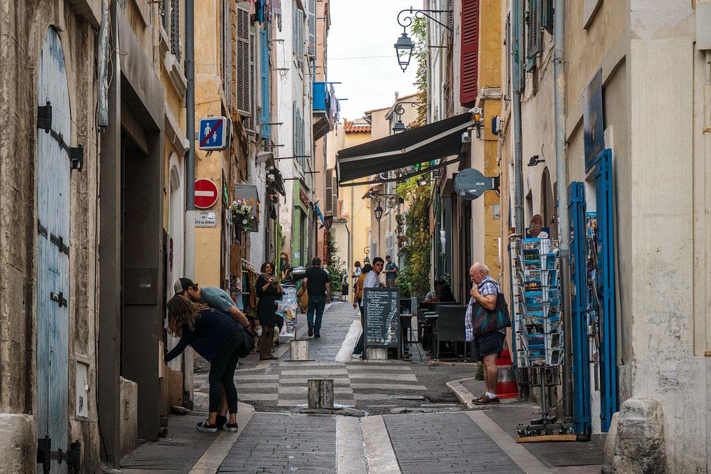 Интересные места в Марселе