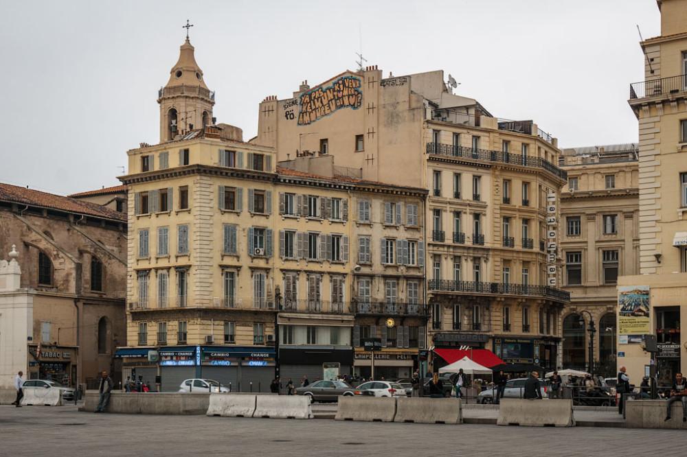 Прогулка по Марселю