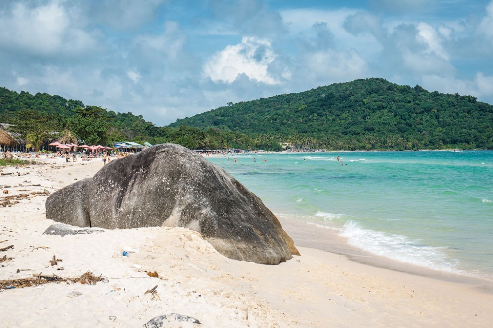 Отзыв о пляже Бай Сао Фукуок
