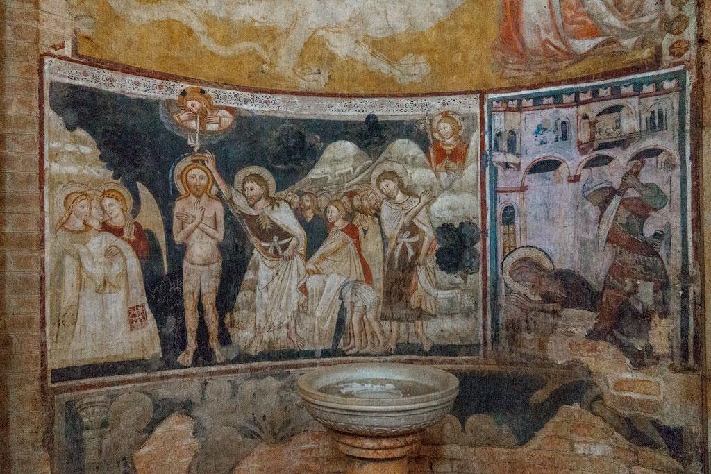 Баптистерий Пармы