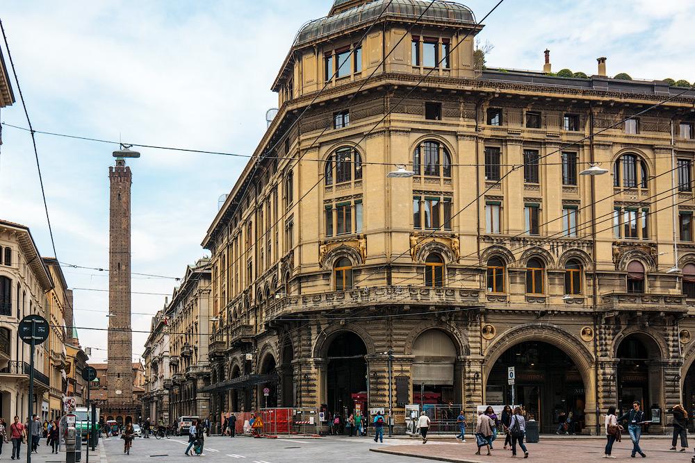 Достопримечательности Болоньи