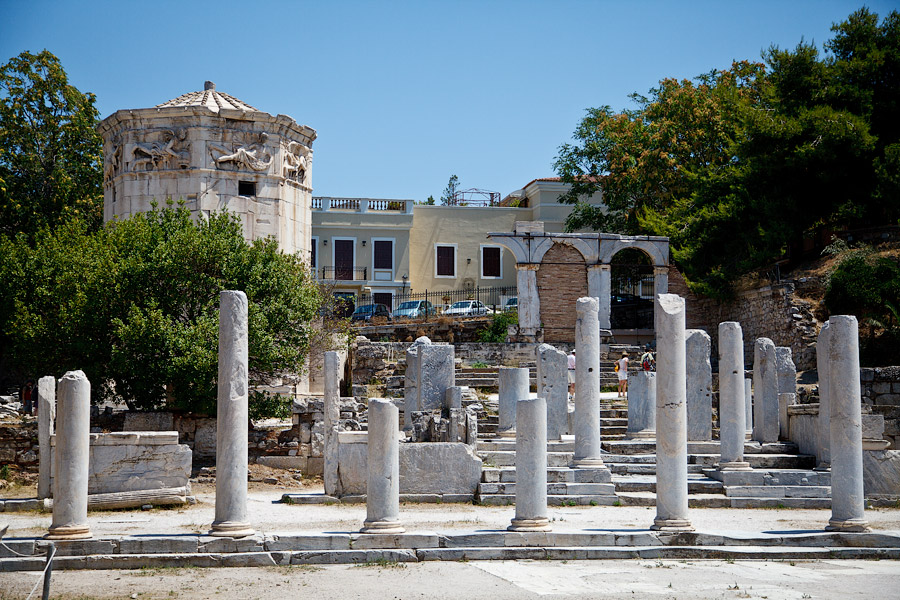 Что посмотреть в Афинах Достопримечательности Афин Афины за два дня выходные в Афинах